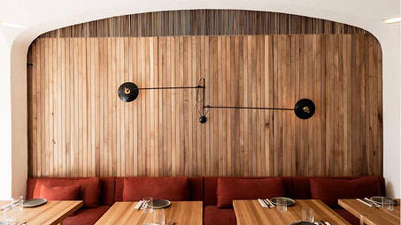 El restaurante The Green Spot, local de En Compañía de Lobos.