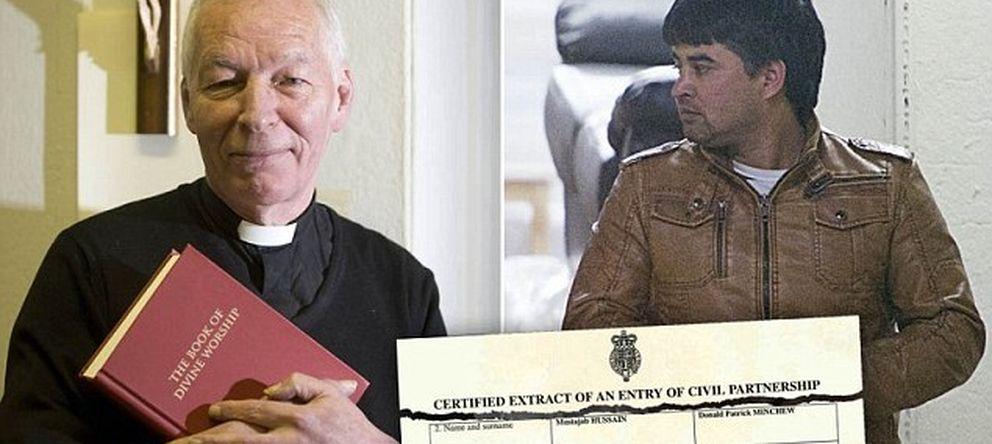 Matrimonio Catolico Musulman : Justicia el cura que se casó con un musulmán por caridad