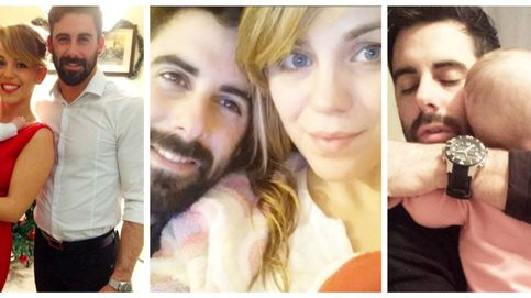 Jonathan y Yoli ('Gran Hermano 15') presumen de su familia en Instagram