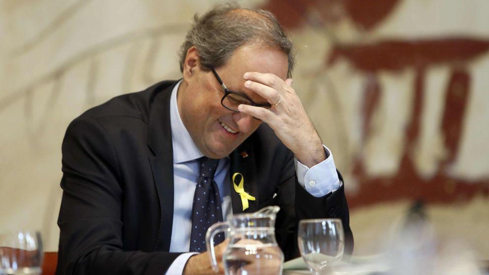 Torra no ve divisiones en el PDeCAT y pide confluir con la Crida de Puigdemont