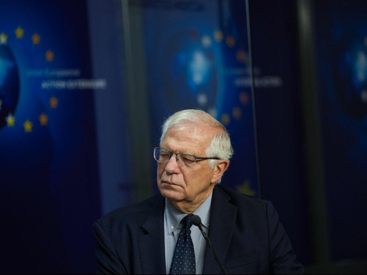 Foto: Josep Borrell, jefe de la diplomacia europea. (EFE)
