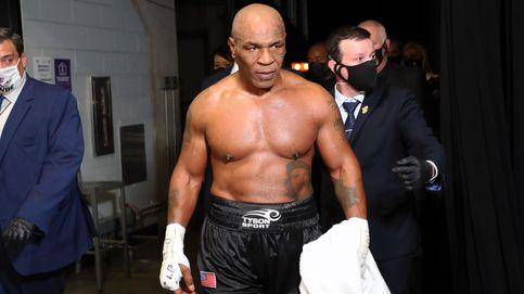 Mike Tyson volvió al ring después de 15 años con un combate nulo