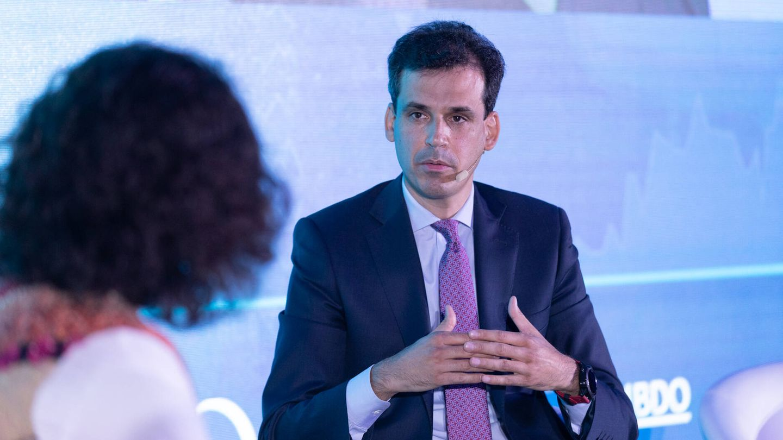 Rafael Alcaide, director territorial de Vodafone en Andalucía.
