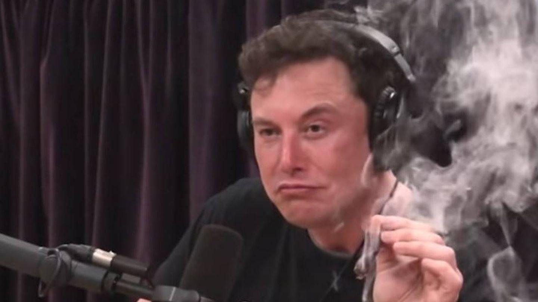 Elon Musk y su botafumeiro.
