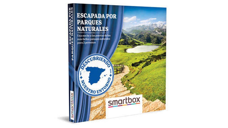 Caja Regalo Smartbox - Escapada por parques naturales