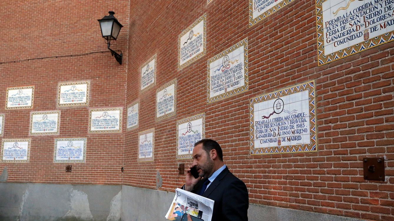 Ábalos llama a no bloquear gobiernos y pide a Cs que vete a Vox como Ferraz veta a Bildu