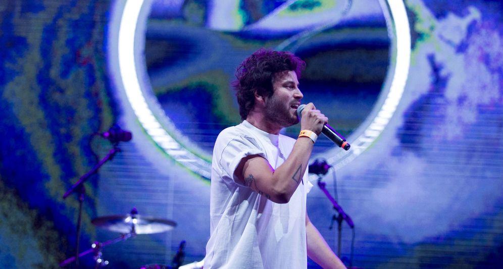 Foto: Imagen de archivo de un concierto de Taburete. (EFE)