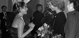 Post de Isabel Pantoja: de tener a la reina Sofía como fan a saltar en helicóptero en 'Supervivientes'