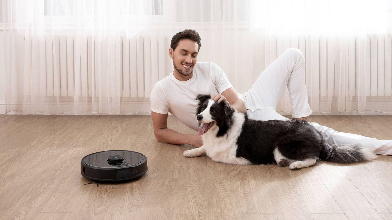 Una casa limpia y tu mascota más feliz gracias a Roborock. (Cortesía)