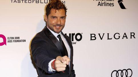David Bisbal se va de fiesta a los Oscar con Kortajarena y Paz Vega