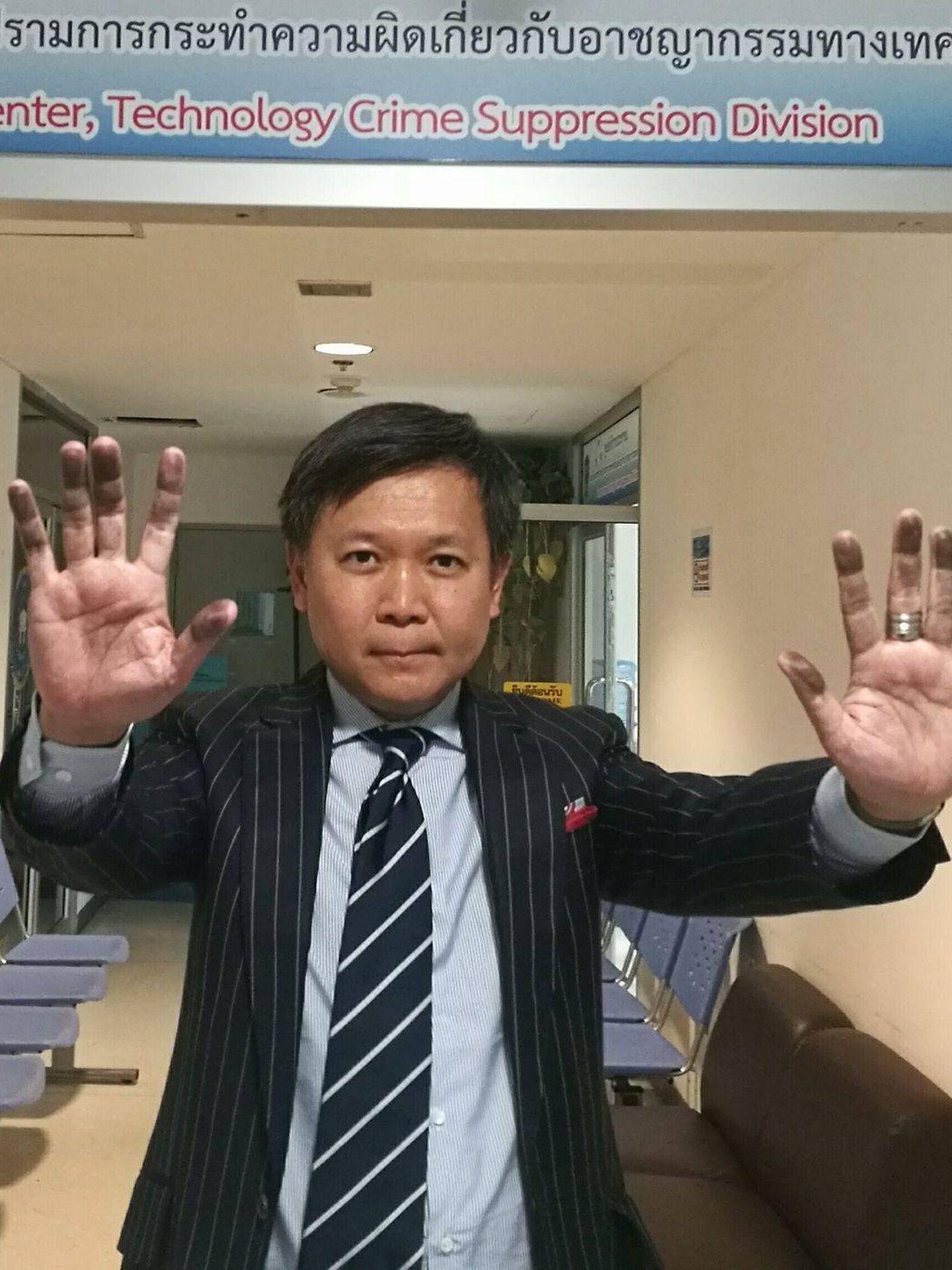 Pravit, en una imagen personal. (Cortesía)