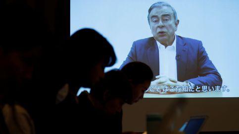La fiscalía nipona acusa a Ghosn de desviar fondos de Nissan para uso personal