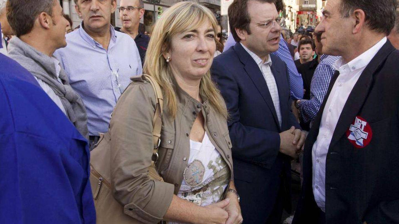 Lucía Molares, en una foto de archivo. (EFE)