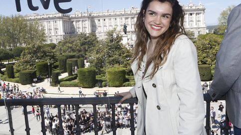 Las axilas de Amaia en una foto, motivo de debate en Instagram