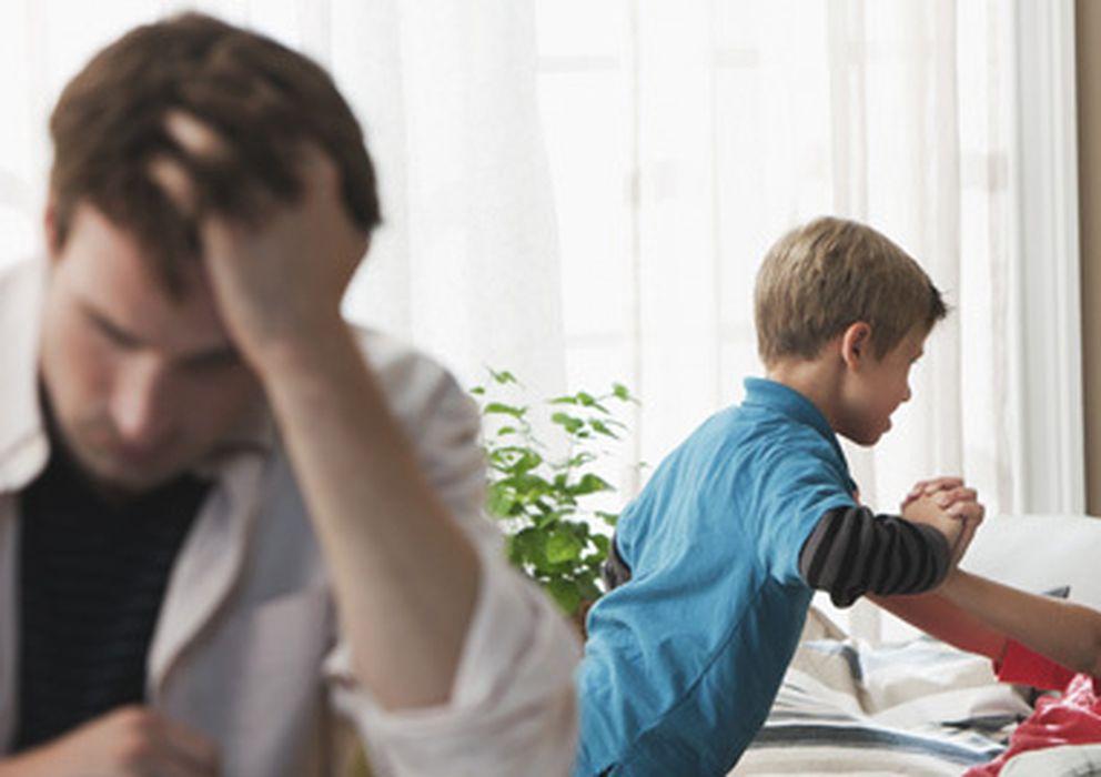 Foto:  No corregir un comportamiento a tiempo puede ser más dañino en el largo plazo. (Corbis)