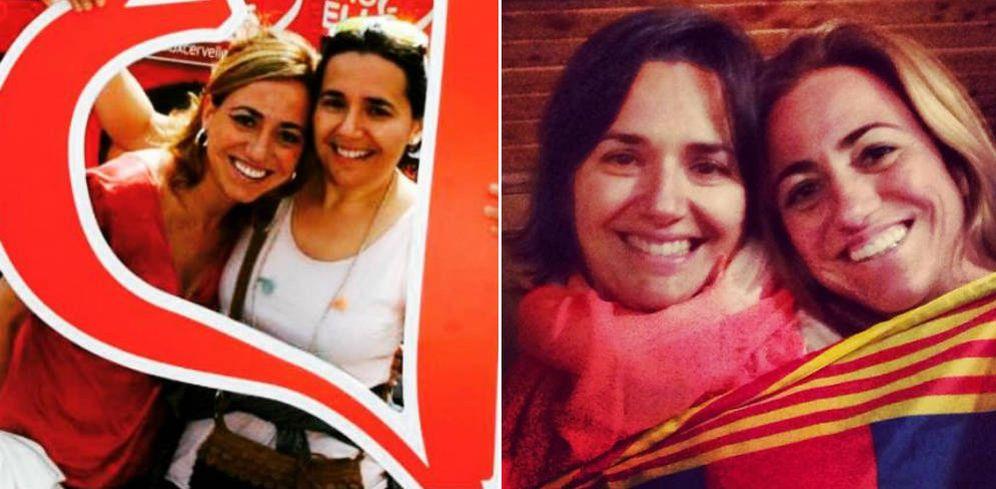Foto: Carme y Mire Chacón. (Instagram)