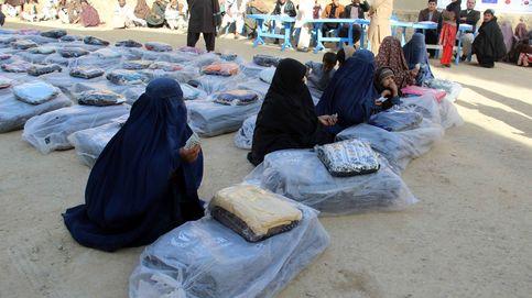 Ayuda humanitaria  de Acnur en Kandahar