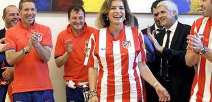 Post de Ana Botella, la única que puso en su sitio (Bilbao y no Madrid) a Villar
