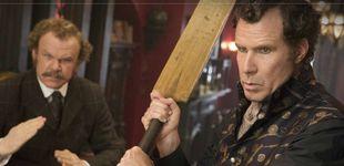 Post de 'Holmes & Watson': dos tontos muy tontos en el Londres victoriano