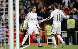 Ronaldo manda en su episodio con Bale, más allá de quien tenga razón