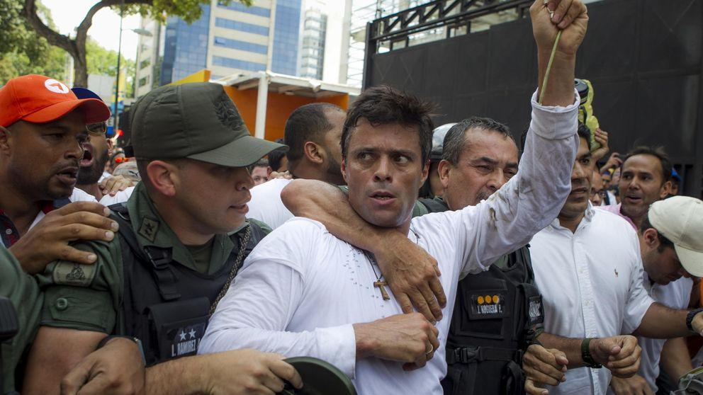 Monedero apoya la condena a Leopoldo López y le acusa de terrorismo