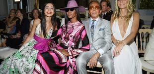 Post de Naomi, Céline y Gwyneth acuden al desfile de alta costura de Valentino
