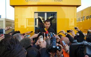 Renault tropieza y Vettel arranca la temporada por detrás de sus rivales