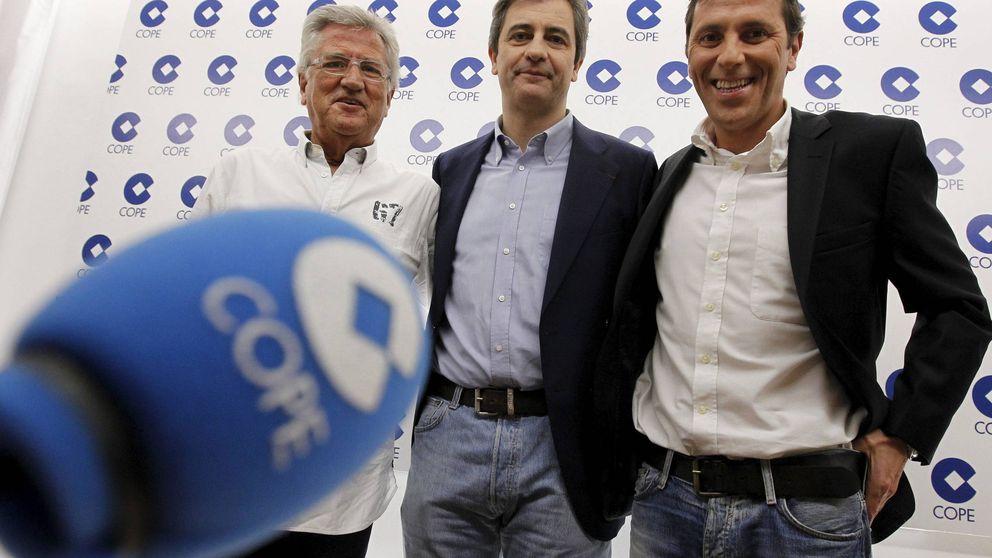 La COPE fichó a Carlos Herrera justo después de perder 4,7 millones en 2014