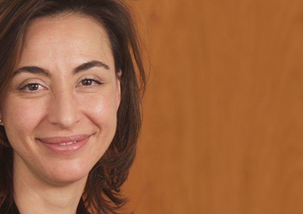 Foto: Ángeles Villaescusa, Directora General de Esri España