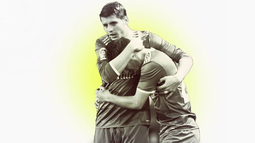 Asensio conduce y Morata dispara: los suplentísimos valen para el Madrid