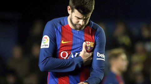 A Piqué no le votaron para ser capitán, pero ya ejerce de presidente del Barça
