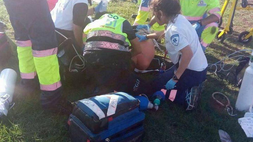La lucha de Nanino, el 'ángel' en un torneo de rugby que salvó la vida al rival