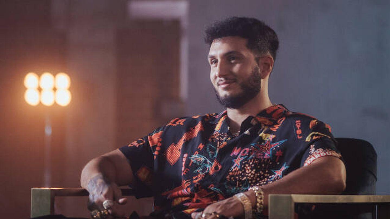 Imagen de la grabación de 'El principito es Omar Montes'. (Amazon Prime Video)