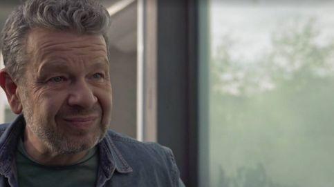 Chicote, a flor de piel: el chef no aguanta la emoción en el estreno de 'Auténticos'