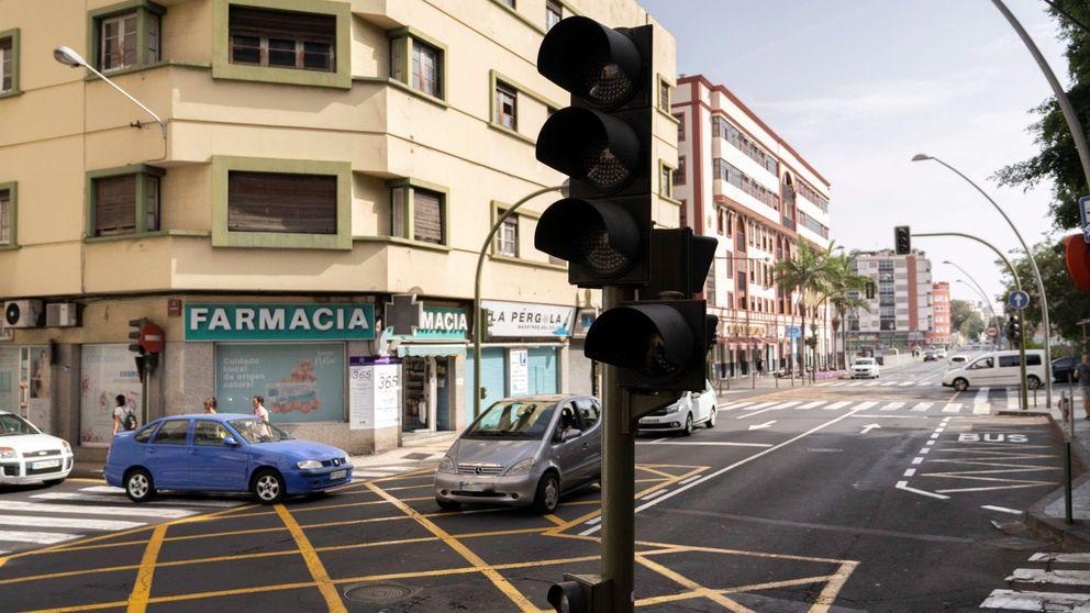 Un fallo en una subestación de Red Eléctrica provoca el apagón en Tenerife
