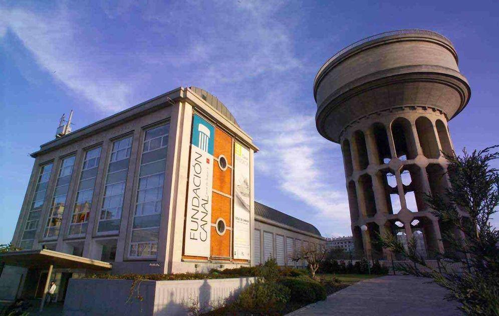Foto: Instalaciones de la Fundación Canal Isabel II.