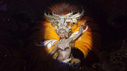 Elección de la reina del carnaval de Tenerife