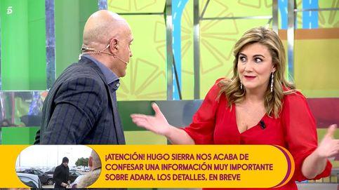 'Sálvame' | Carlota Corredera se encara con Kiko Matamoros: No me vas a manipular