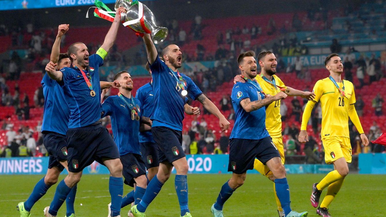 El renacimiento de Italia: de tocar fondo con las lágrimas de Buffon al 'Wembleyazo'