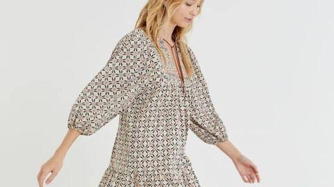 Por su print, por su corte amplio o porque si, este vestido de Pull and Bear arrasa en ventas