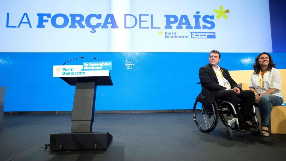 Foto: Último congreso del PdeCAT. (EFE)