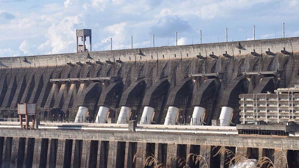Foto: Foto de archivo de una central hidroeléctrica. (EFE)