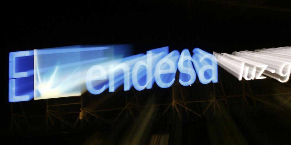 Foto: Foto de archivo con el logo y slogan de Endesa. (Reuters)