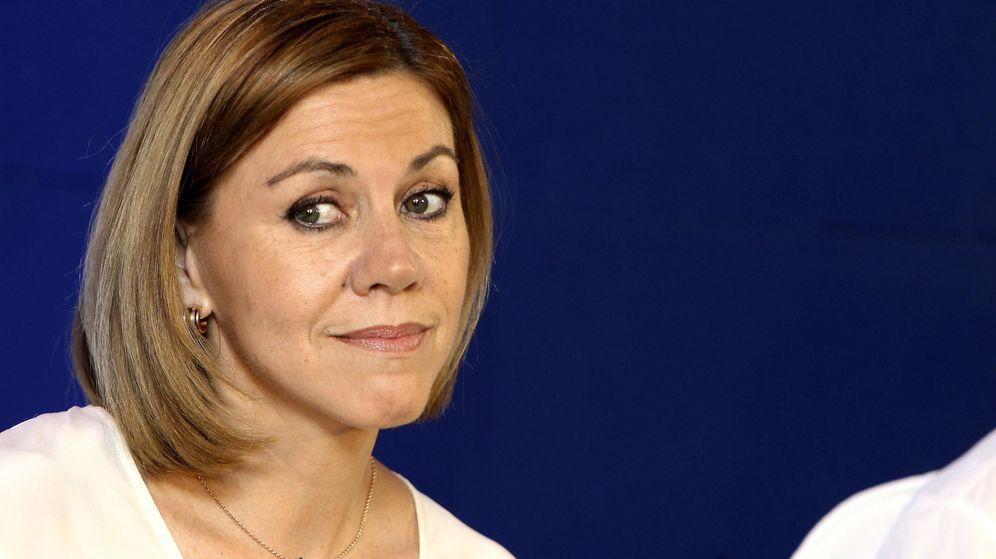 Foto: Cospedal, candidata a la presidencia de la Junta de Castilla-La Mancha (EFE)