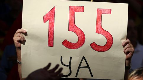 Artículo 155: fechas clave de un precepto de la Constitución jamás usado