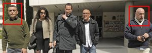 El exrepresentante y el exproductor de Camilo Sesto, detenidos por ordenar el robo en su casa