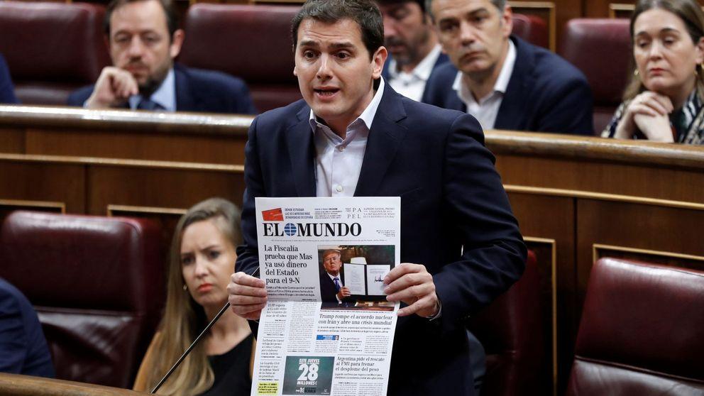 Cs intenta mantener abierto el debate sobre Cataluña y el PP ve inminente la investidura