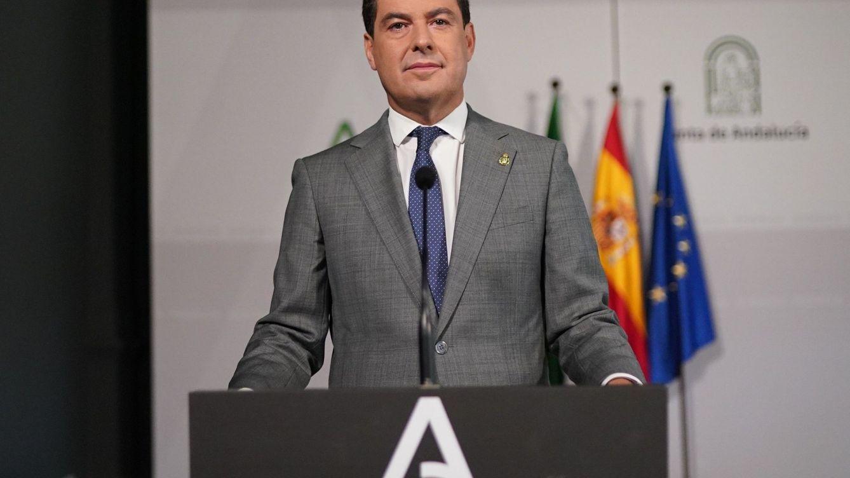 Estos son los expertos que Moreno asegura que decidirán sobre el cierre de Andalucía