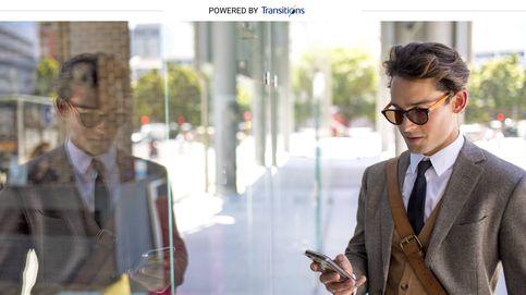 Gafas inteligentes que se aclaran y oscurecen según el momento del día