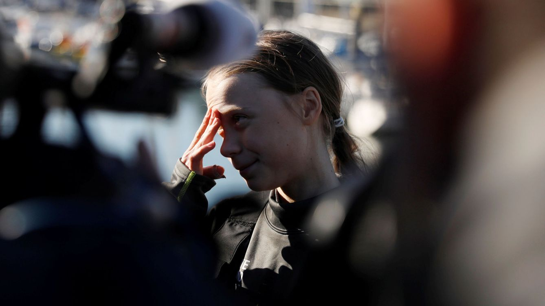 Greta Thunberg permanecerá unos días en Lisboa antes de viajar a Madrid
